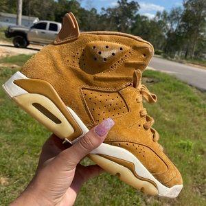Jordan Wheat 6's